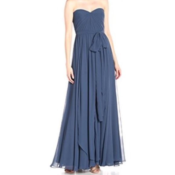 609d5a0df2b38 Jenny Yoo Dresses & Skirts - Jenny Yoo Mira Bridesmaid's Dress in Evening  Blue